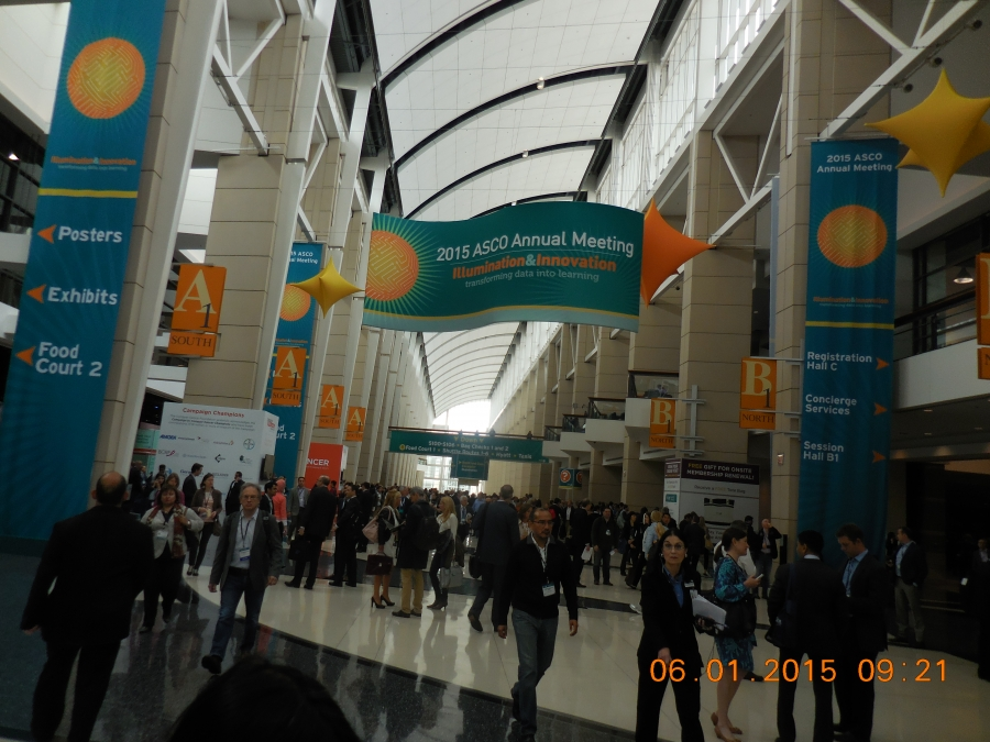 2015 ASCO Annual Meeting